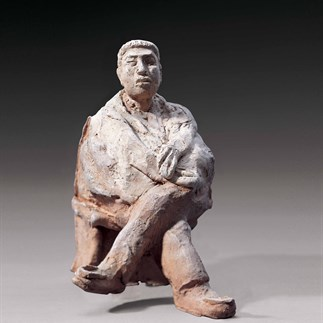 """Son"" 1999 Pottery"