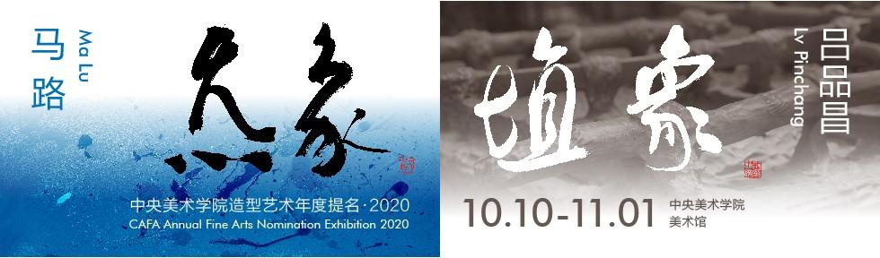 中央美术学院造型年度提名·2020