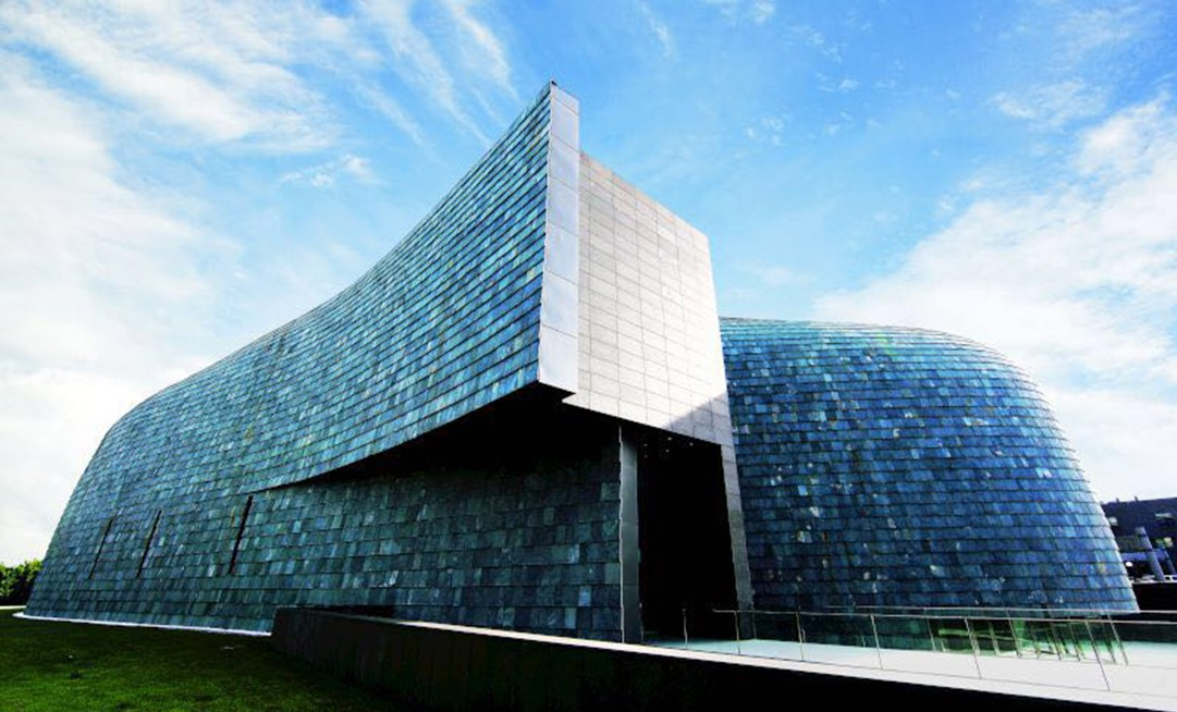 02  The new building of CAFA Art Museum was accomplished in 2008..jpg