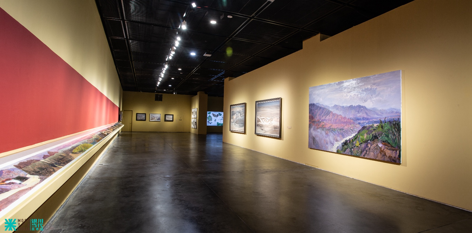 "02 Exhibition View of ""The Endless Life—The Narrative of the Yellow River"" 02.jpg"