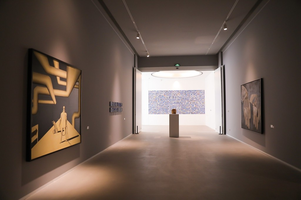 "Exhibition View of ""Duration Chinese Art in Transformation"" 10.jpg"