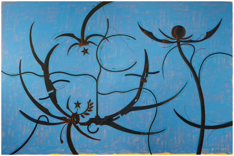 The Flower of Revolution-300X200cm-Acrylic on Canvas-2020.jpg