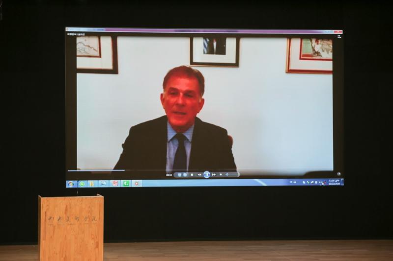 25、希腊驻华大使乔治·伊利奥普洛斯致辞视频