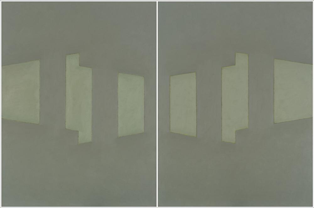 09陳麗珠,《冥想空間》,2019